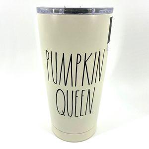 Rae Dunn Pumpkin Queen Tumbler